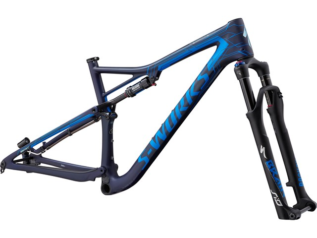S-Works Epic Frameset – Troy Lee Designs LTD