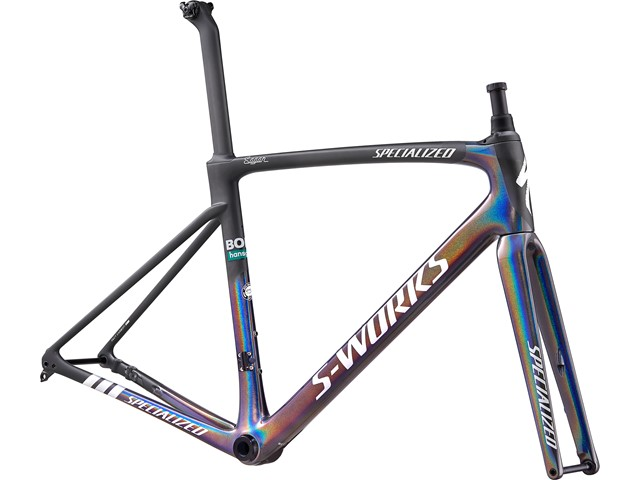 S-Works Roubaix Frameset -Sagan Collection