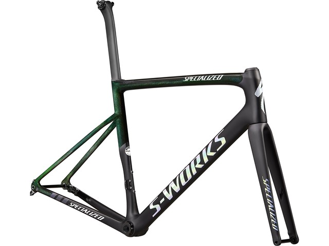 S-Works Tarmac SL6 Frameset - Sagan Collection: Deconstructivism