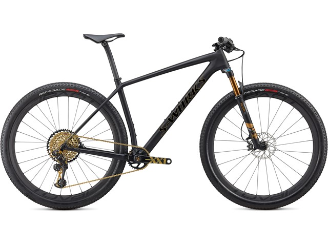 S-Works Epic Hardtail Ultralight