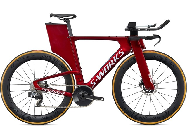 S-Works Shiv Disc - SRAM RED eTap AXS